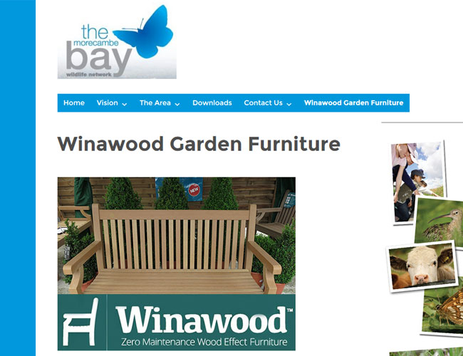 Morecambe Bay Garden Furniture