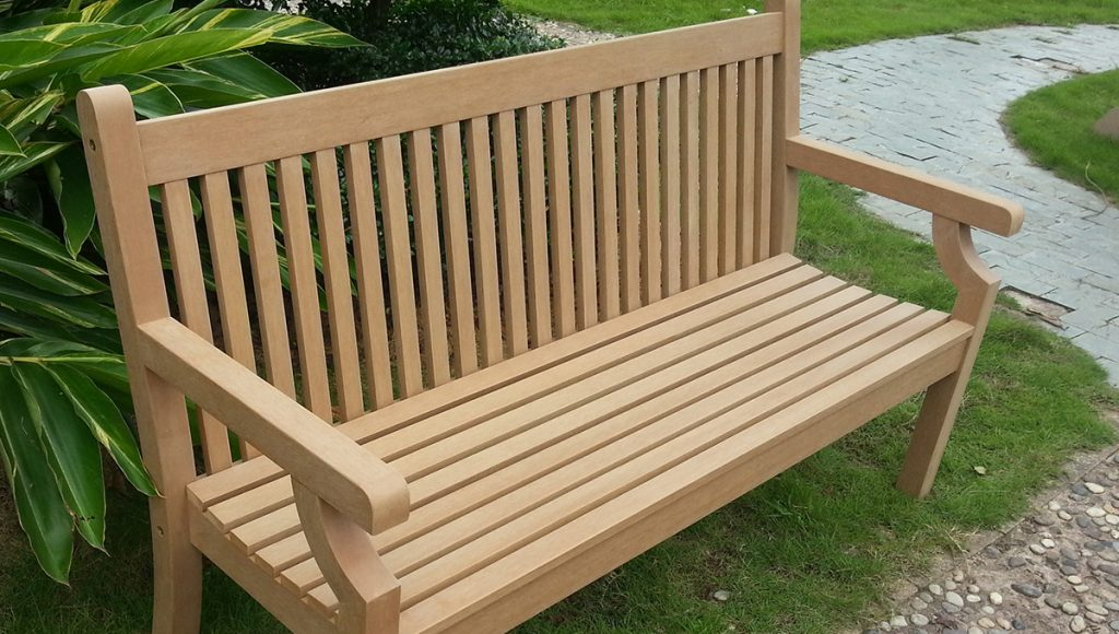 what is composite garden furniture